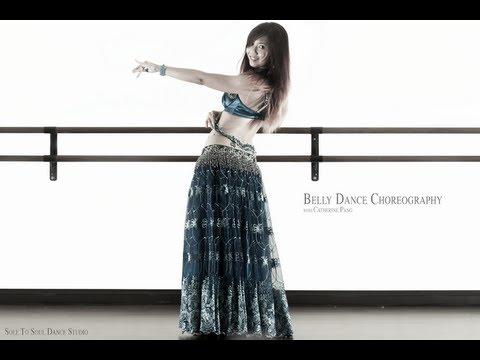 """STSDS: Belly Dance Choreography - Nancy Ajram """"Mashy Haddy"""" Full Choreography"""