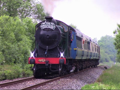 RPSI's Steam Dreams Tour - Steam / Diesel