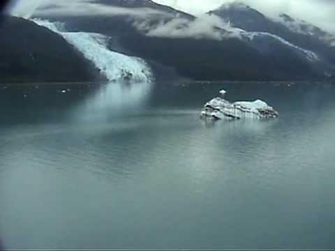 Alaska Prince William sound college Fjord and Harvard Glacier
