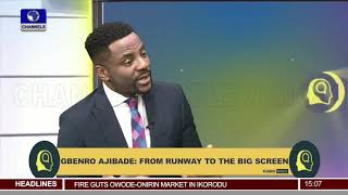 Myself and Osas are oficially divorced  Gbenro Ajibade RubbinMindsRecap