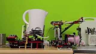 Sinnlose Maschinen aus Lego