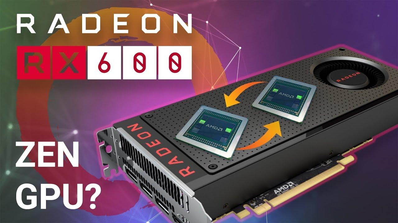 Новая линейка бюджетных видеокарт от AMD
