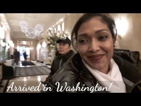 Hello Washington DC - Nourul Wahab Depp -