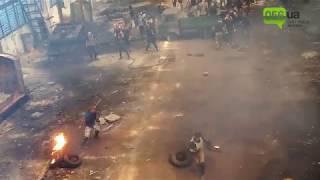 Заложники, гранаты и слезоточивый газ: что происходило сегодня утром под Днепром, - ФОТО