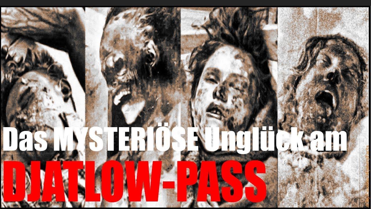 Download Das MYSTERIÖSE Unglück am DJATLOW-PASS - Mysteriöse Ereignisse