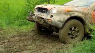 Покатушки Isuzu & Opel 4x4 Club - 2