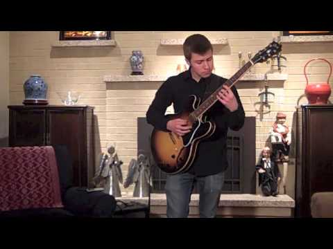 Nathan Montgomery Guitar Audition 2013