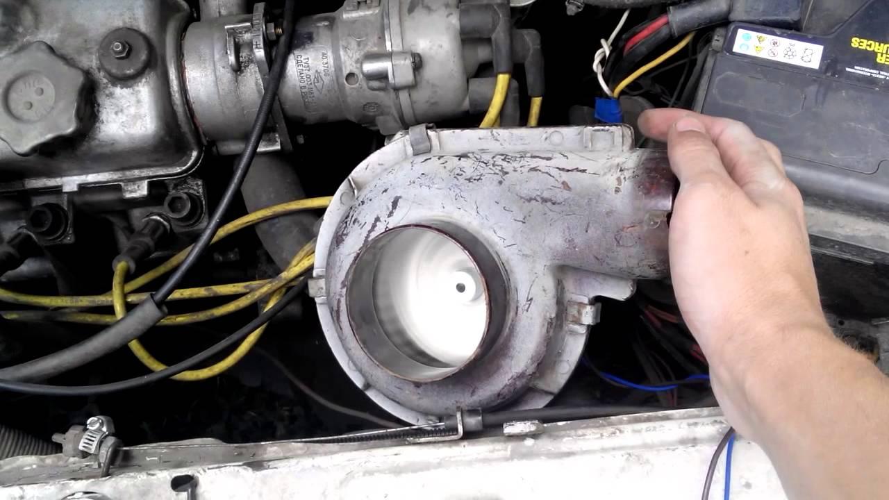 Как своими руками сделать турбину на ваз 2106