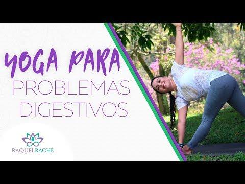 Yoga para problemas digestivos | Aula Simples e Eficiente