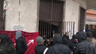 Roma, studenti in piazza contro il governo