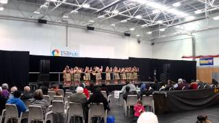 Hawera Intermediate Kapa Haka 2014