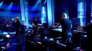 Portishead - Machine Gun HD (Live on Later with Jools Holland 2008)