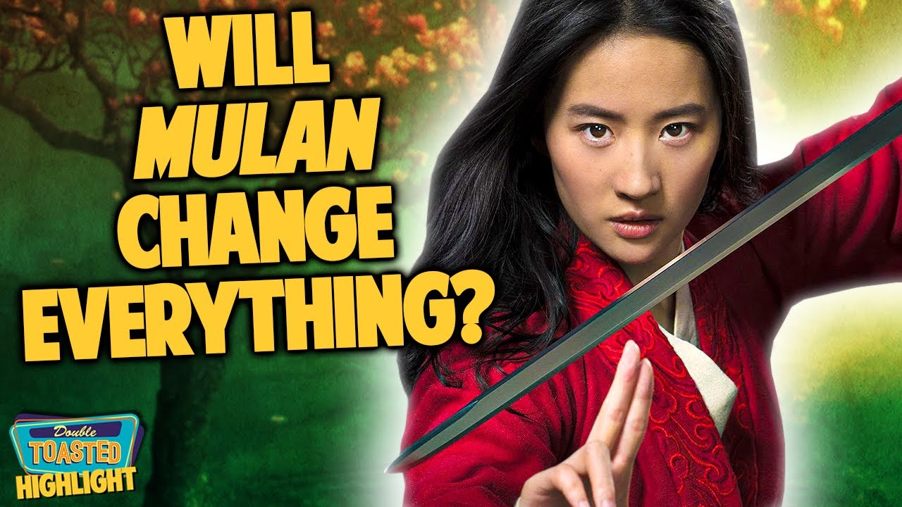 WILL MULAN CHANGE EVERYTHING? | Double Toasted
