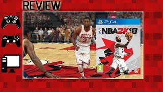 NBA 2K18   REVIEW - Is it any good?
