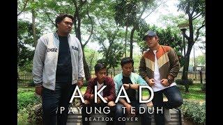 Download Lagu Payung Teduh - Akad - Kamplay Beatbox Cover Mp3