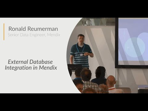 External Database Integration in Mendix: From Data Silos to Insightful and Actionable Smart Data