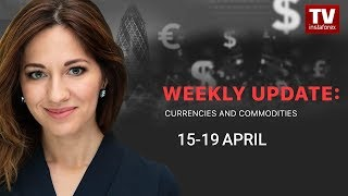 InstaForex tv news: Market dynamics: currencies and commodities (April 15 - 19)