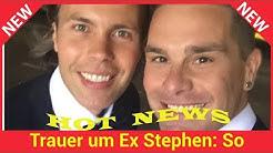 Trauer um Ex Stephen: So sehr half Eloy de Jongs Freund!