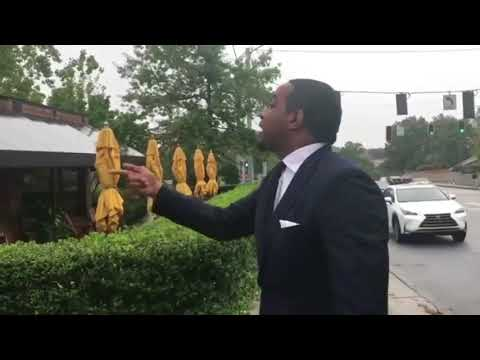 Jay Morrison Exposes General Manager from Houston's Restaurant!
