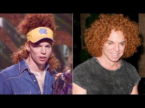 Carrot Top Plastic Surgery Before and After NEW video 2017 !!