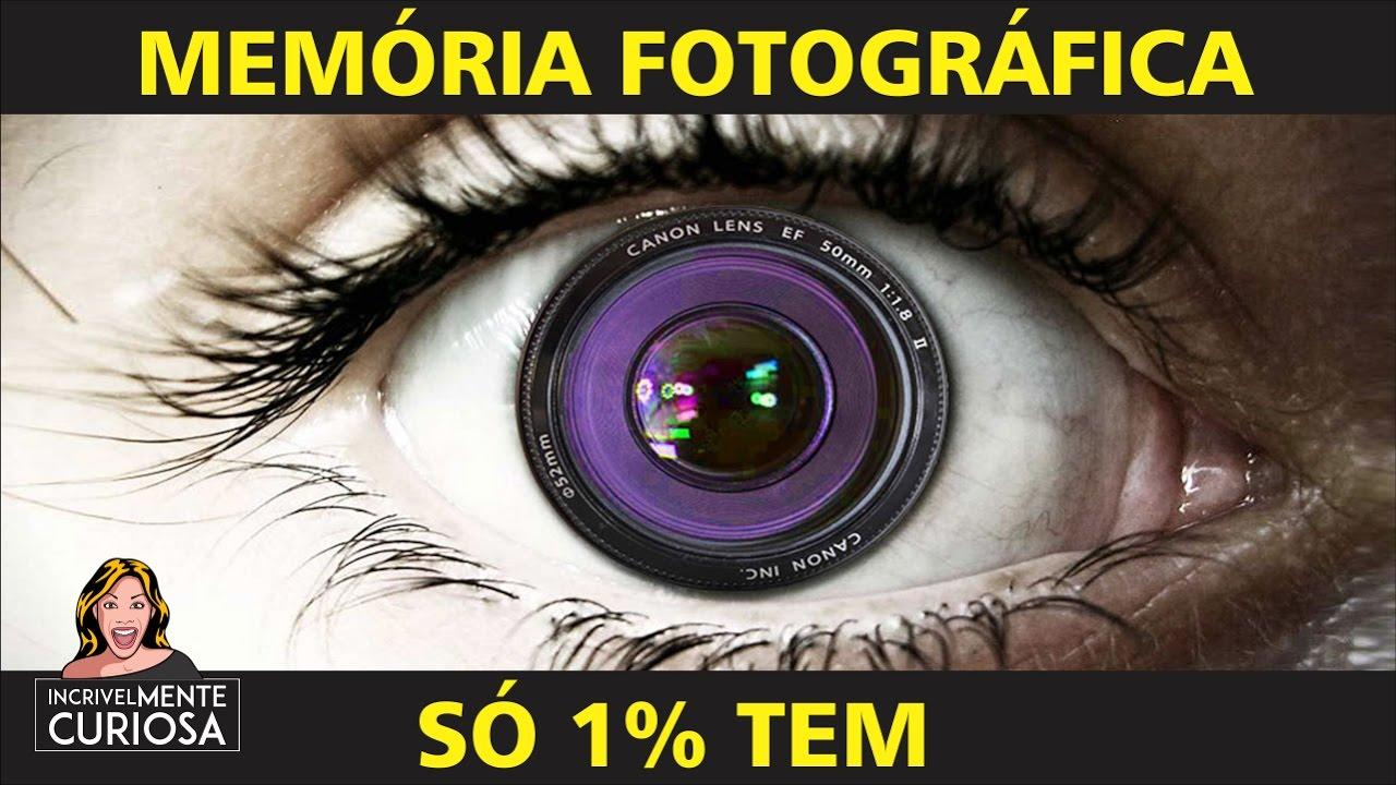 Resultado de imagem para memória fotográfica