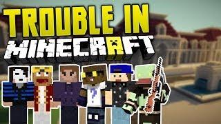 ALLE RASTEN AUS! - TROUBLE IN Minecraft! Mit GLP, Zombey, Taddl, Ardy & MrMore | ungespielt