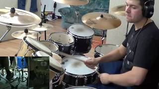 Rise Against - Behind Closed Doors (Drum cover)