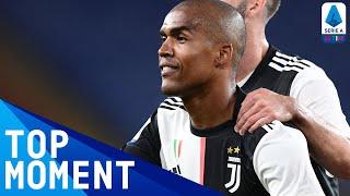 Douglas Costa Scores A World Class Hit Genoa 1 3 Juventus Top Moment Serie A TIM