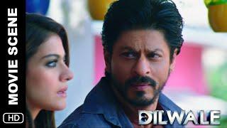 15 Saal | Dilwale | Romantic Scene | Shah Rukh Khan, Kajol