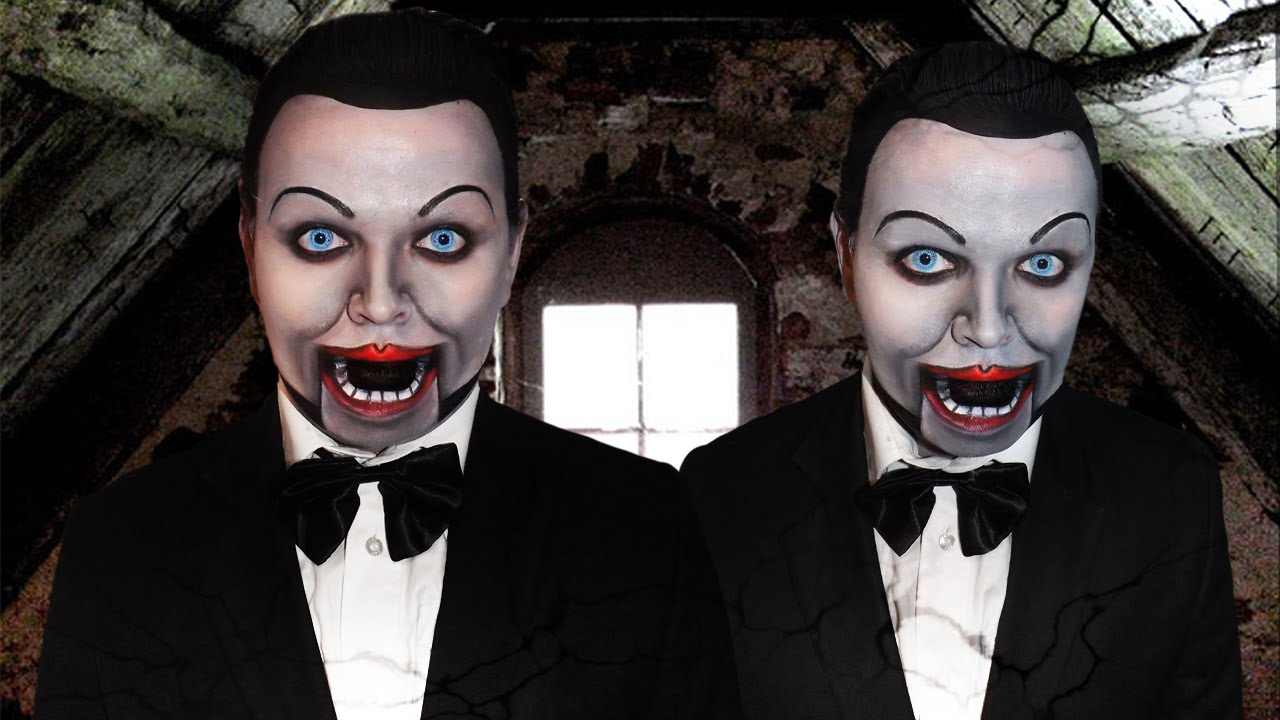 how to make a suit for a ventriloquist dummy