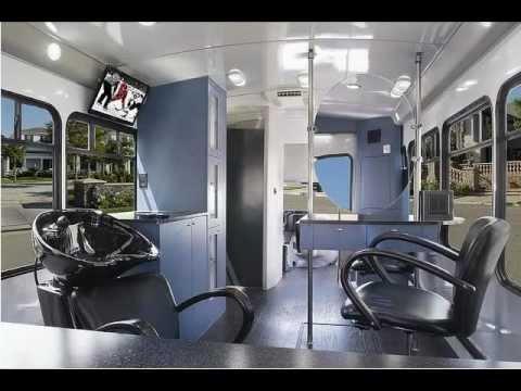 2012 two station salon bus limousine limo by quality for Bus mallemort salon