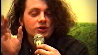 Глеб Самойлов интервью в Новоуральске 1992