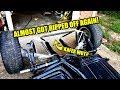 Kafer Brace   Rotten Old 1956 Chop Top Oval Vw Beetle   35