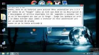 Como activar Revo uninstaller pro 2.5.9 GRATIS
