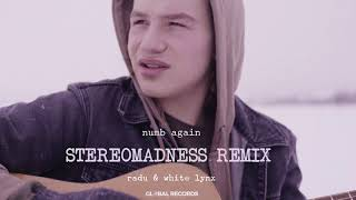 Radu &amp White Lynx - Numb Again StereoMadness Remix