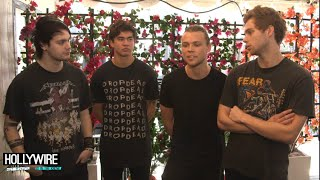 5SOS Reveal 'She's Kinda Hot' Meaning & Crazy Fan Moment! (EXCLUSIVE)