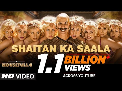 Shaitan Ka Saala Video Song - Housefull 4