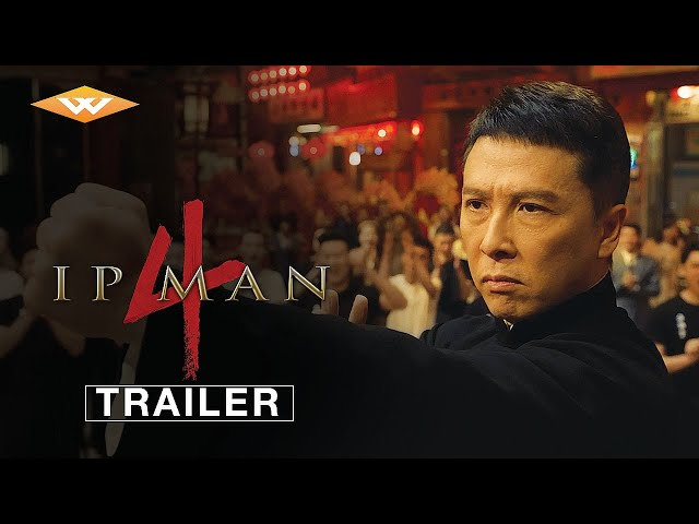 IP MAN 4 (2019) International Trailer   Donnie Yen, Scott Adkins Martial Arts Movie