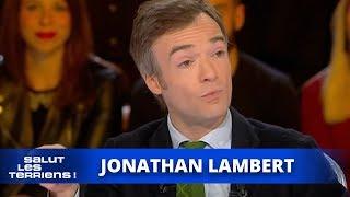 Jonathan Lambert « La dictature c'est une one man show qui a mal tourné » - Salut les Terriens