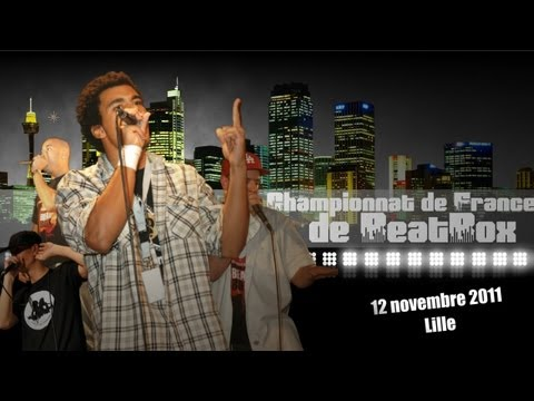 French Beatbox Championship 2011 Teaser - Fmbeat Selection