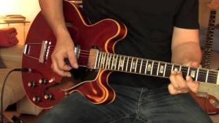 1968 Gibson ES-335, cherry Part2