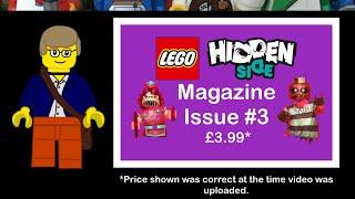 Lego Hidden Side Magazine: issue #3 December 2019