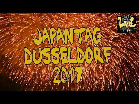 Japantag 2017 Düsseldorf Feuerwerk