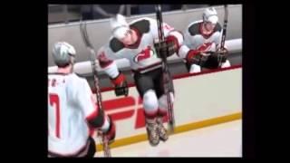 【懐かしのレトロゲーム(プレイステーション2(PlayStation2))30】 ESPN National Hockey Night(ESPN ナショナルホッケーナイト) GAME