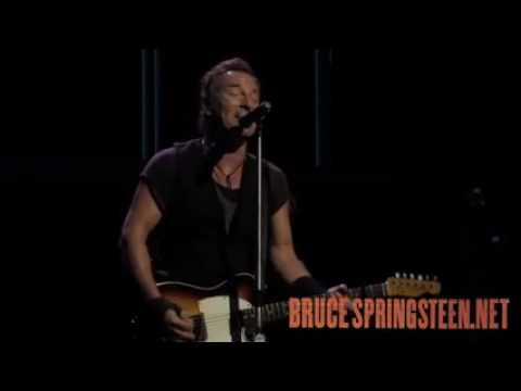 Bruce Springsteen  Im going down