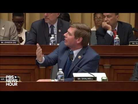 WATCH: Rep. Jim Jordan accuses Deputy AG Rod Rosenstein of 'hiding information'