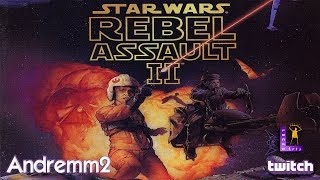 Star Wars Rebel Assault II Playthrough