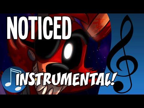 "Instrumental ""NOTICED"" by MandoPony   Five Nights at Freddy's"