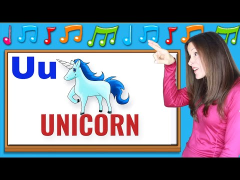 Phonics songs for children | Letter Sounds S, T, U, V | Signing for Babies, ASL | Patty Shukla
