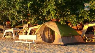 Munting Buhangin Beach Camp